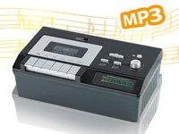 USB Kassettenrecorder für MC- & MP3