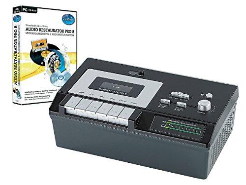 USB-Kassetten-Player zum Digitalisieren