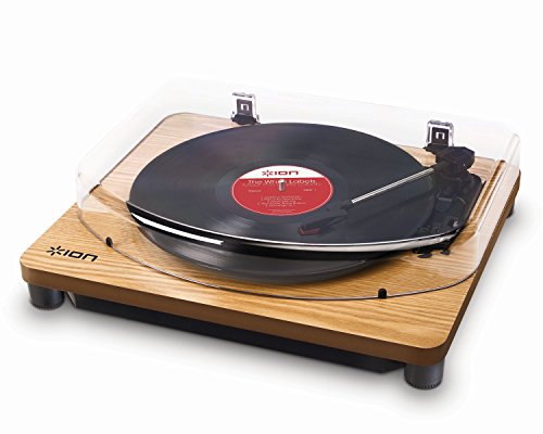 ION Audio Classic LP Wood