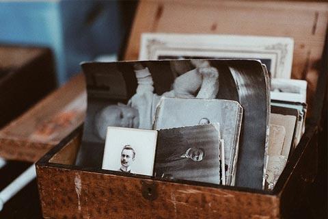 Alte Fotos und Videos digitalisieren
