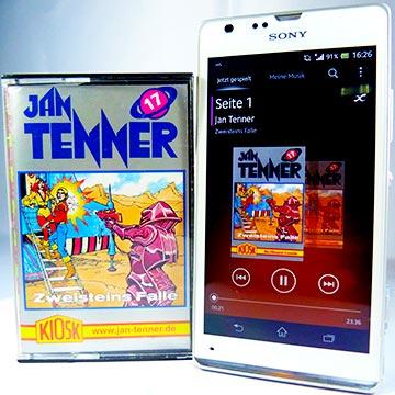 Jan Tenner digitalisiert als MP3