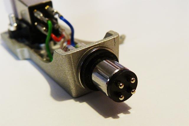 Tonabnehmer mit SME-Bajonettanschluss